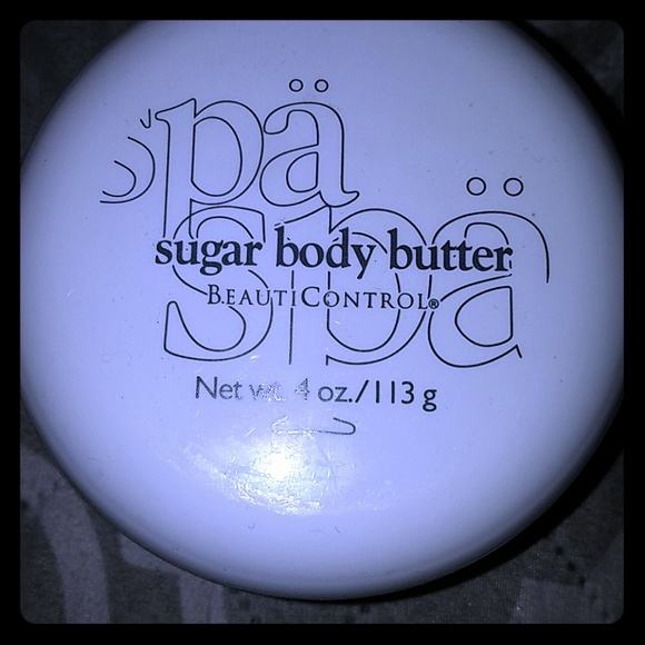 beauticontrol Other - BeautiControl Sugar body butter
